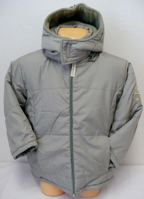 Teplá zimní bunda s flísem 98 Vejnar