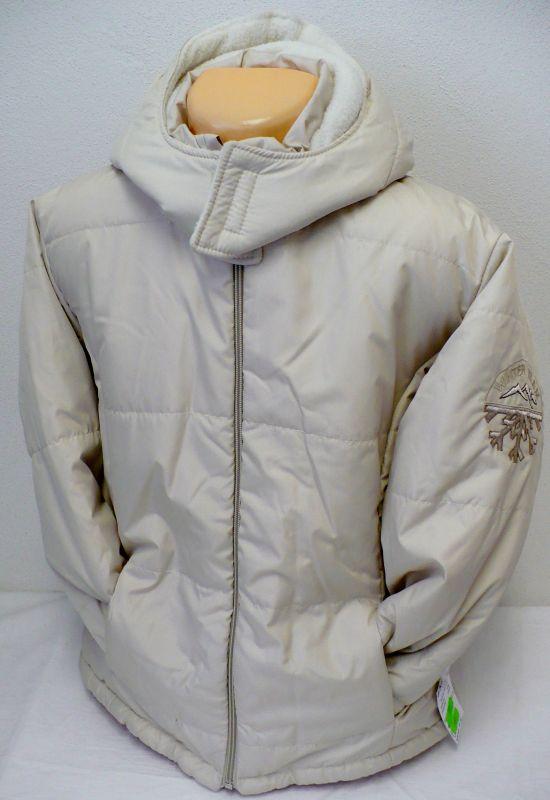 Teplá zimní bunda s flísem 116 Vejnar