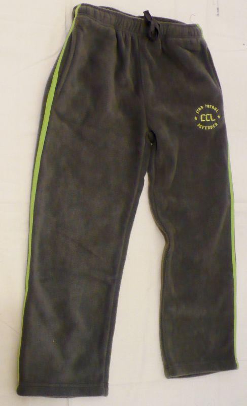 Teploučké flísové kalhoty tepláky tepláčky 122 - VÝPRODEJ Cactus Clone