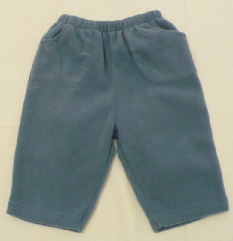 Teploučké flísové kalhoty tepláky tepláčky 74-80- VÝPRODEJ Trend Tulec