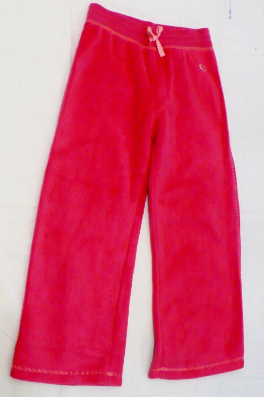Dívčí flísové kalhoty tepláky tepláčky 116 - VÝPRODEJ Wolf