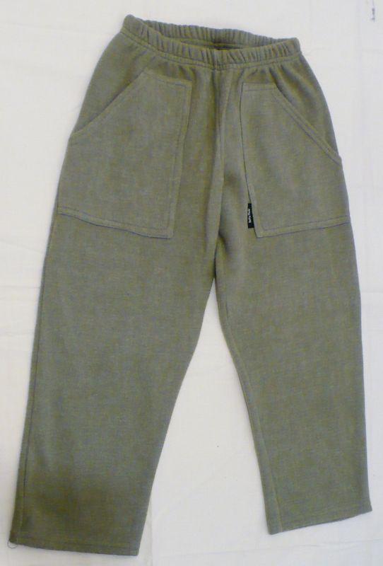 Teplé počesané kalhoty tepláky tepláčky 116 - VÝPRODEJ Betty Mode