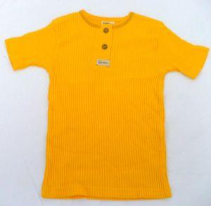 Tričko krátký rukáv 92 žluté