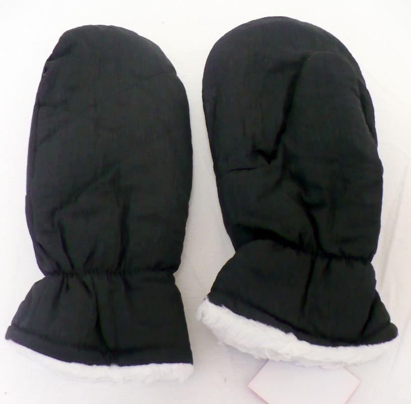 Zimní šusťákové retro rukavice palčáky velikost 5 Český výrobek